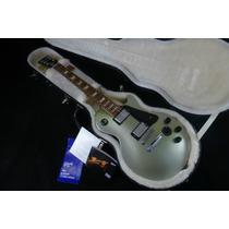 Gibson Les Paul Studio Perla Plata Guitarra Electrica