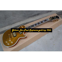 Gibson Les Paul Supreme Gold Top 90th