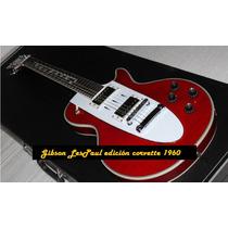 Gibson Les Paul Edición Corvette 1960