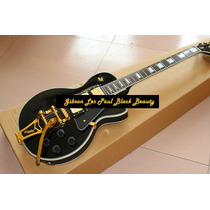 Gibson Les Paul Custom 1957 Black Beauty Con Bigsby