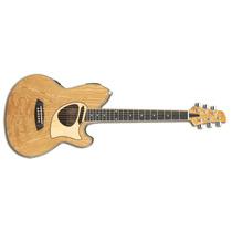 Guitarra Electroacustica Ibanez Talman Nat. Mod Tcm50ent