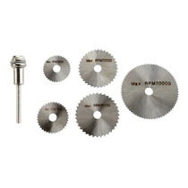 Discos Corte Para Dremel Minitaladro Madera Aluminio Cobre