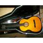 Guitarra Clásica Cocobolo Y Estuche Gator Envio Gratis Dhl