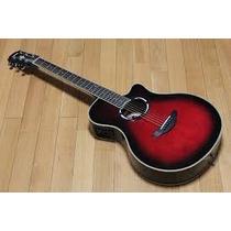Guitarra Electroacustica Yamaha Apx500iidsr , Nueva