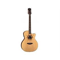 Guitarra Electroacustica Luna Oracle Dragonfly Nat Ocl Dfy