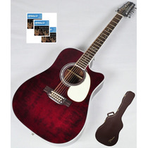 Guitarra Takamine 12 Cuerdas John Jorgenson Profesional