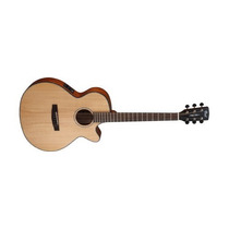 Guitarra Electroacustica Cort Natural Mod. Sfxens