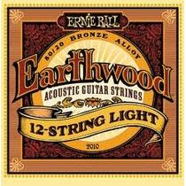 Ernie Ball Enc. Guit. Eball Earthwood 12 Cdas Mod:2010