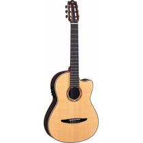 Guitarra Yamaha Ea Japón De Cuerdas De Nylon Clásica