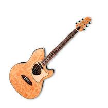 Guitarra Electroacústica Ibañez Talman Natural Tcm50e Nt