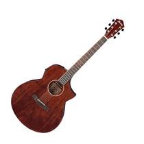 Guitarra Electroacústica Ibañez Aew Natural Aew40cd Nt