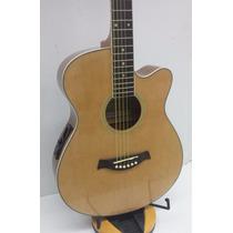 Guitarra Electroacustica Caraya F-550bceqn