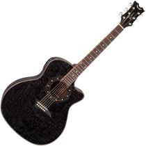 Guitarra Electroacustica Dean Exotica Negro Envio Gratis