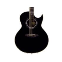 Guitarra Electroacustica Ibanez Joe Satriani Nga., Jsa10-bk