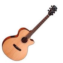 Guitarra Electroacústica Cort Sfx-e, Natural Satin Sfx-e Ns
