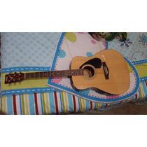 Guitarra Yamaha Fx 310a Electroacustica, Excelente Estado