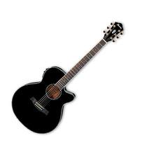 Guitarra Electroacústica Ibañez Aeg Negra Aeg30ii-bk