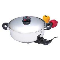 Cacerola Electrica B&f System - 12 S.s Dp Skillet/slow Cook