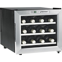 Refrigerador De Vinos Para 12 Botellas