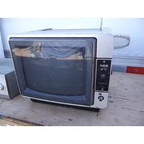Television Antigua De Los 80s Funcionando Al 100