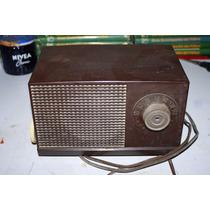 Antiguo Radio Rca Baquelita Funcionando