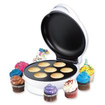 Máquina Para Hornear Mini Cupcake Quequis Hm4