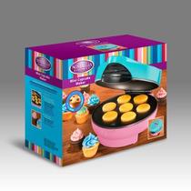 Maquina Para Hacer Cupcakes Marca Nostalgia Pastelitos
