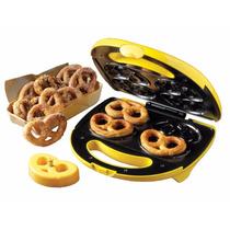 Maquina Para Pretzel Nostalgia Electrics Spm400 4-pretzel So