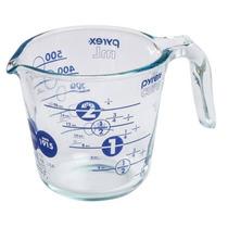 Taza Medidora Vidrio Pyrex 2 Cup Edición Especial Aniv E4f
