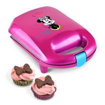 Minnie Mouse Disney Para Hacer Cupcakes Pastelillos P/ Niña