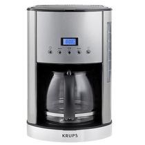 Cafetera Para 12 Tazas - Krups - Acero Inoxidable