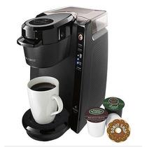 Cafetera Para Una Sola Taza - Mr. Coffee - Negro