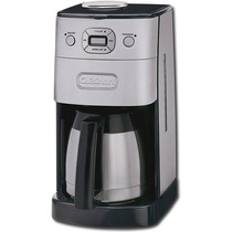 Cafetera Automática Cuisinart Para 10 Tazas Acero Inoxidable