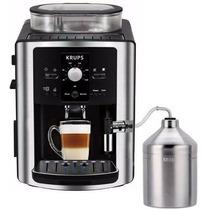 Cafetera Krups Espresseria Automatica Xp7200 Capuchino Latte