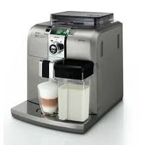 Cafetera Philips Saeco Syntia Capucchino Automatica G@