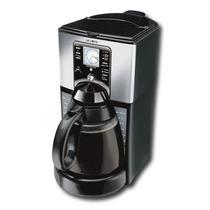 Mr. Coffee - Cafetera Para 12 Tazas - Negro