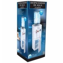 Despachador Dispensador De Agua Fria Y Caliente Con Gabinete