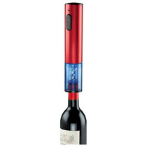Sacacorchos Eléctrico Con Botón Pulsador Wine Enthusiast