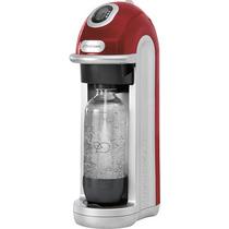 Soda Stream Fizz Home Maquina Para Preparar Refrescos Rojo