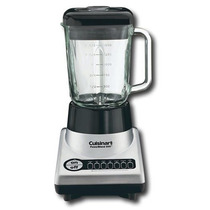 Cuisinart - Powerblend Table Top Blender - 600 W - Chrome
