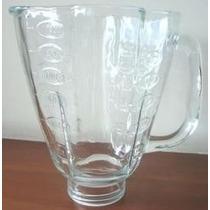 Vaso De Vidrio 1.75 Litros Para Cualquier Licuadora Oster