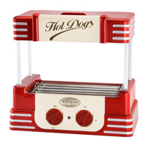 Maquina Con Rodillo Para Hot Dogs Nostalgia Electrics 1nv