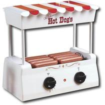 Parrilla Con Rodillos Para Hot Dogs Estilo Antiguo