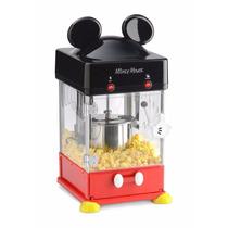 Maquina Palomera Disney Mickey Mouse Popcorn Palomitas Maiz