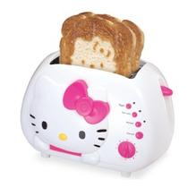 Tostador De Pan Hello Kitty Kt5211