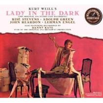 Kurt Weill - Lady In The Dark Cd Broadway Teatro Omm