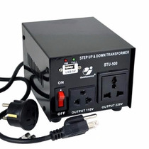 Convertidor De Voltaje Ac 110/220 V 500 Watt Modelo St500