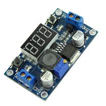 Regulador De Voltaje Con Display Lm2596 Arduino Pic Avr