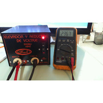 Elevador Y Reductor Voltaje 3500 Reforzado Watts 110v A 220v