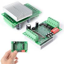 Cnc Router 1 Controlador Eje Stepper Motor Drivers Tb6560 3a
